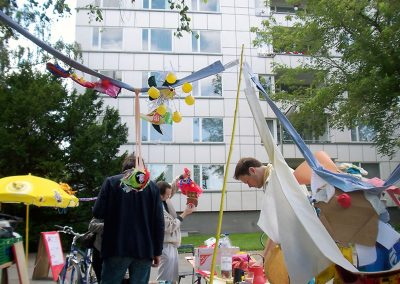 Hansa Platz, 2007. Foto: Rachel de Joode