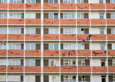 Schwedenhaus, Berlin, 2007. Foto: Thomas Bruns