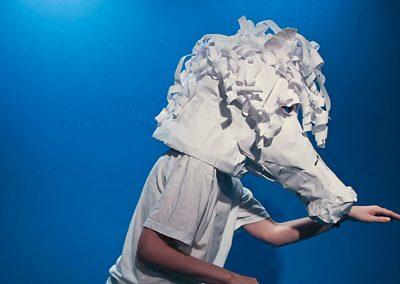 Horse, 2008. Foto: Becky Yee